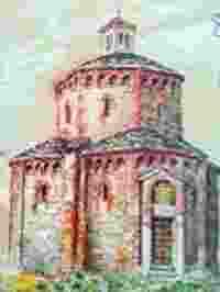 Sainte Véronique avec le suaire - Anne Catherine Emmerich