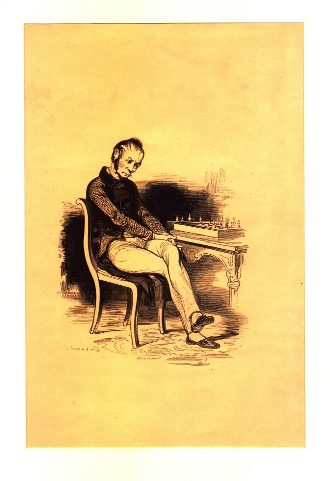 2 - gallery of prints and chess magazines