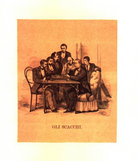 1 - gallery of prints and chess magazines