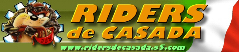 Top 100 - WEB SITE by RIDERS de CASADA - FREE BIKER from Italy