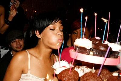 Il compleanno di Rihanna