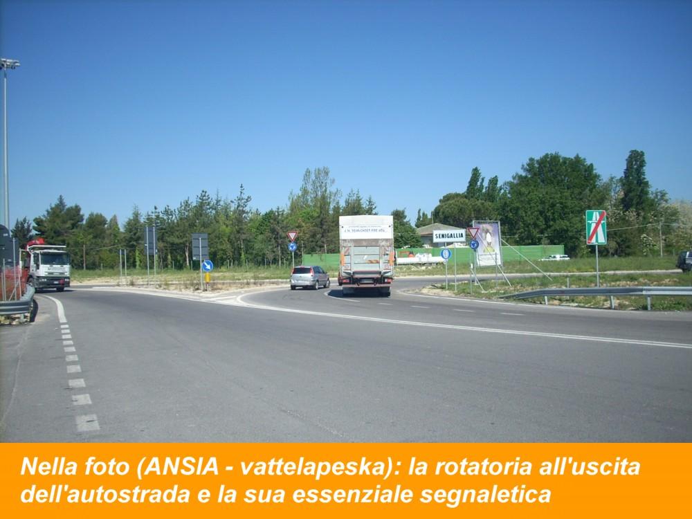 senigallia, autostrada, casello, a14