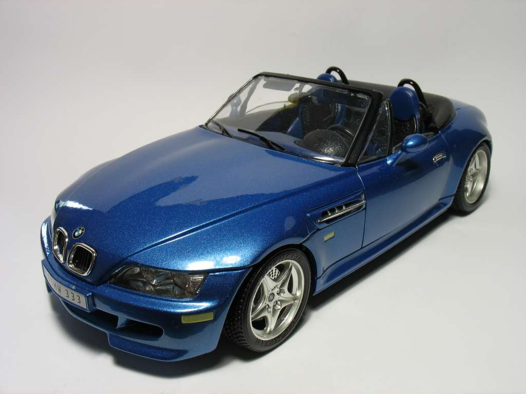 Catalogo Burago - 1/18 - BMW
