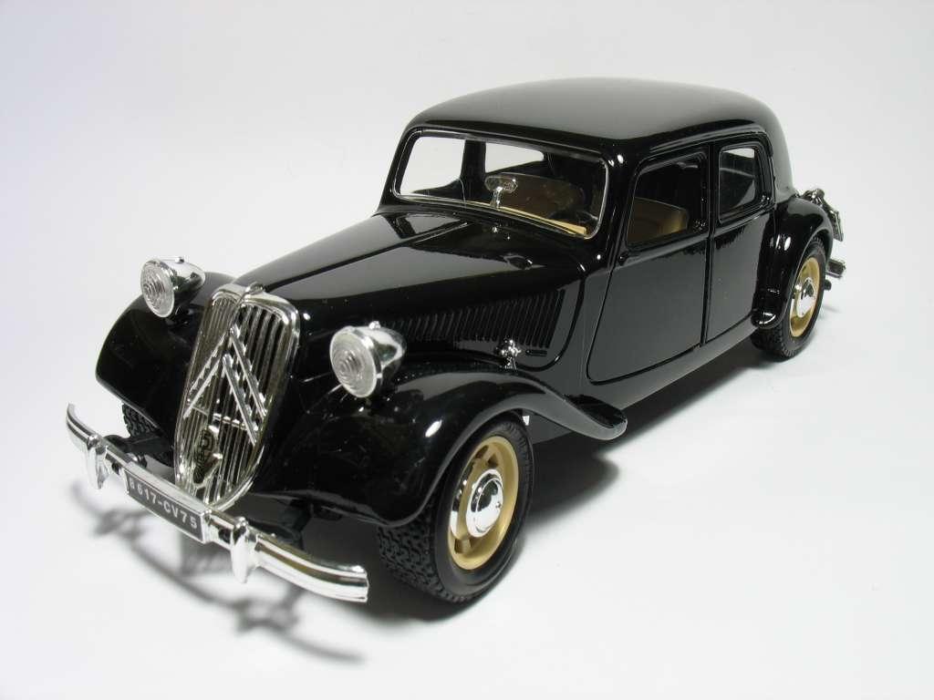 Catalogo Burago - 1/24 - Citroën