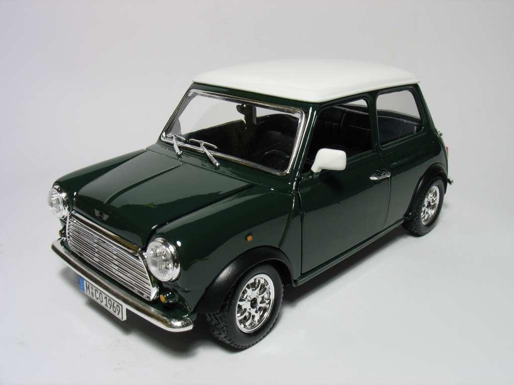 Catalogo Burago - 1/24 - Mini Cooper