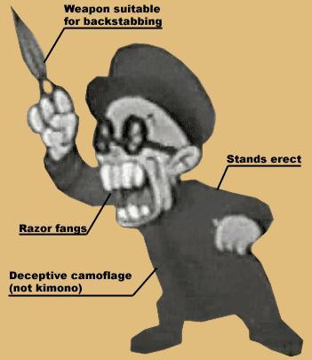 WW II Combat Cartoons