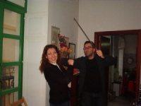 carlo trying to kill nicoletta...