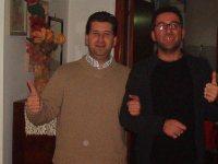 cousin angelo & cousin carlo