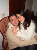enzo & carola (my sister)