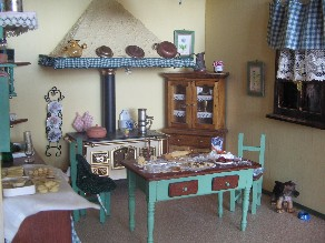 La vecchia cucina
