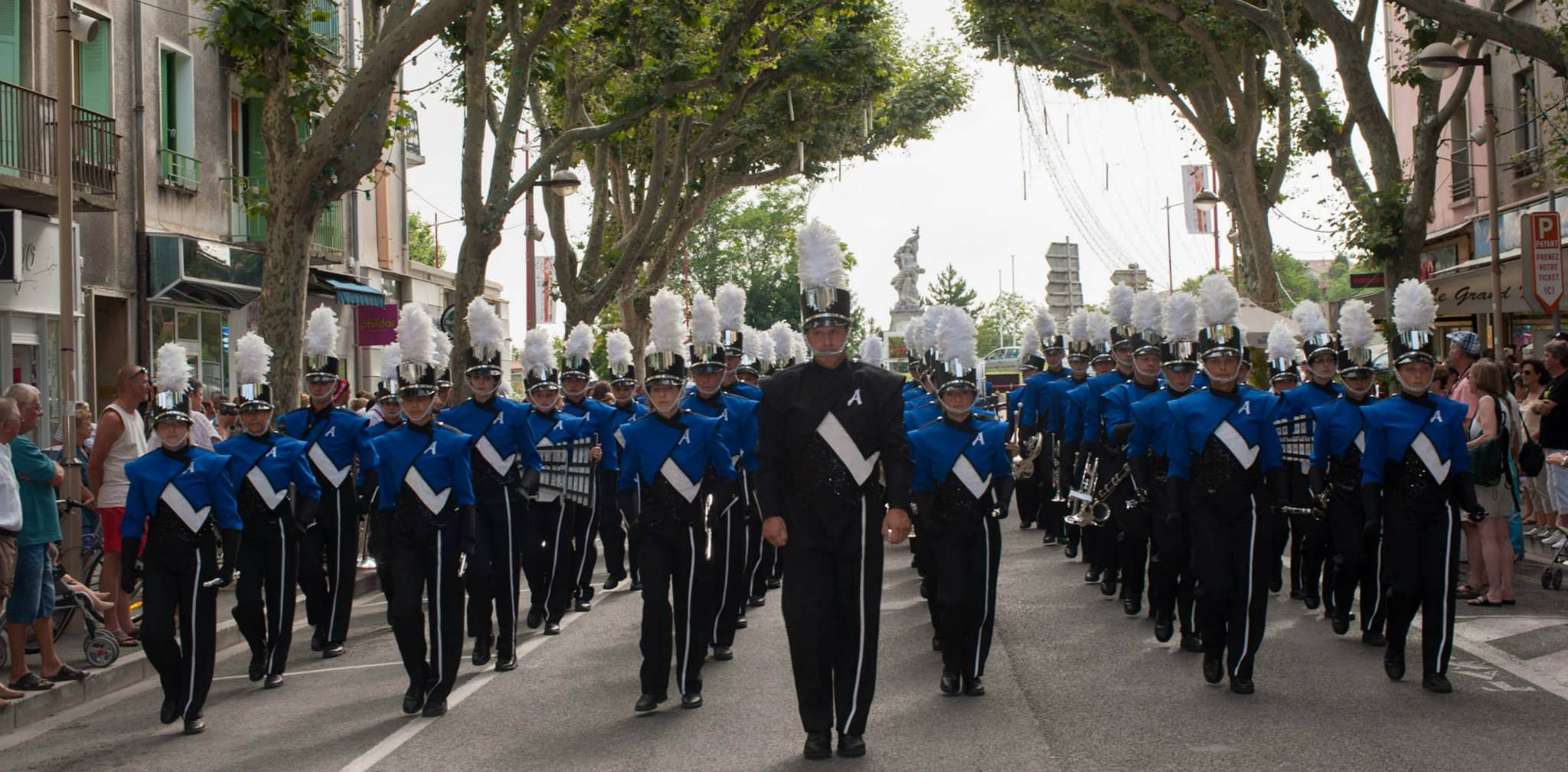 Presentazione Amaseno Marching Band