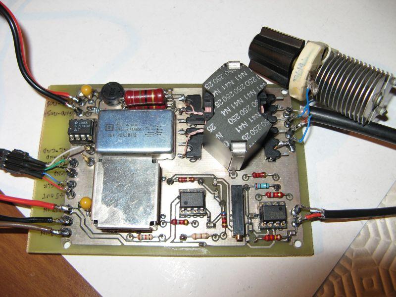 137 kHz qrss rtx