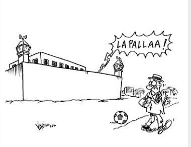Vignetta, Vauro, calcio
