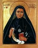 Santa Maria Bertilla - Anna Francesca Boscardin