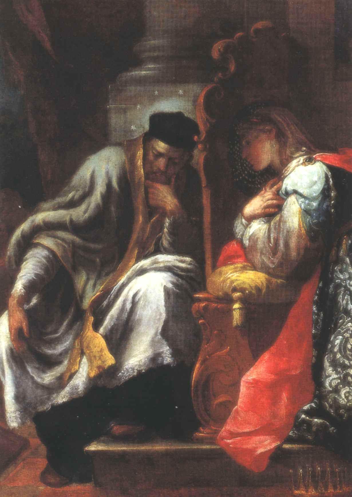 La storia di S. Giovanni Nepomuceno martire della confessione
