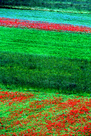 The Sibillini Hills I Monti Sibillini Umbria Marche