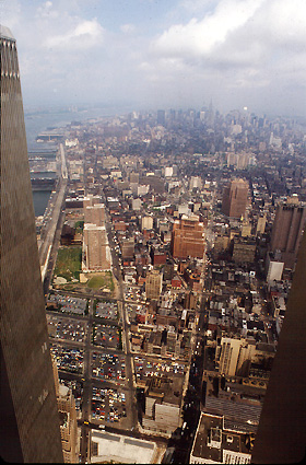 World Trade Center, Twin Towers, Skyscrapers, Grattacieli ...