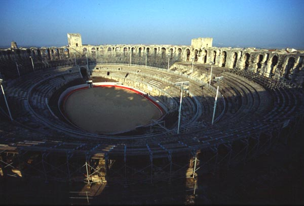 Arles,France,Theatres,...