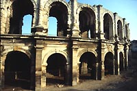 arles,france,theatres,amphitheatres,stadiums,odeons