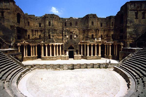 Bosra - syria