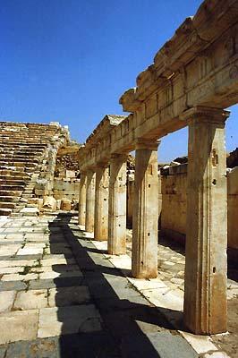Afrodisias Quot Aizanoi Turkey Theatres Amphitheatres Stadiums