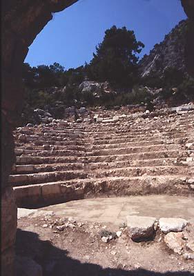 Carro In English >> Arycanda,Turkey,Theatres,Amphitheatres,Stadiums,Odeons,Ancient,Greek,Roman,World,Teatri,Odeon ...