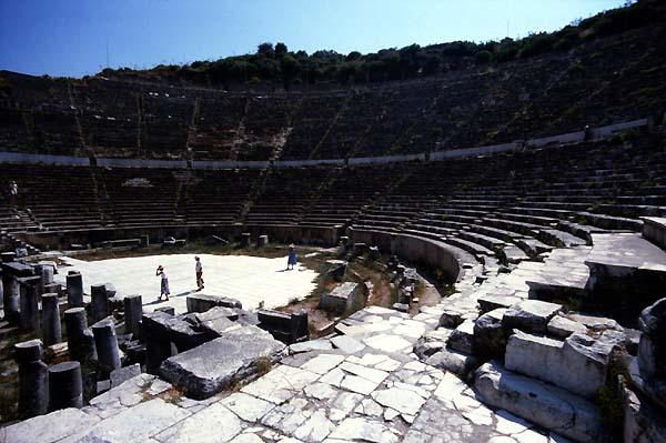 Julius Caesar In Battle Efeso,Turkey,Theatres,...