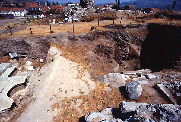 Nicea Turkey Theatres Amphitheatres Stadiums Odeons