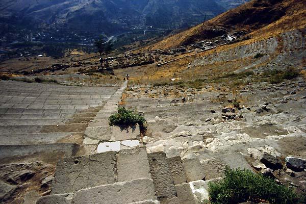 Pergamo,Bergama,Turkey,Theatres,Amphitheatres,Stadiums,Odeons,Ancient,Greek,Roman,World,Teatri -2848