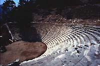 Arycanda Turkey Theatres Amphitheatres Stadiums Odeons