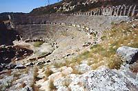 Perge Turkey Theatres Amphitheatres Stadiums Odeons