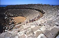 Side Turkey Theatres Amphitheatres Stadiums Odeons Ancient