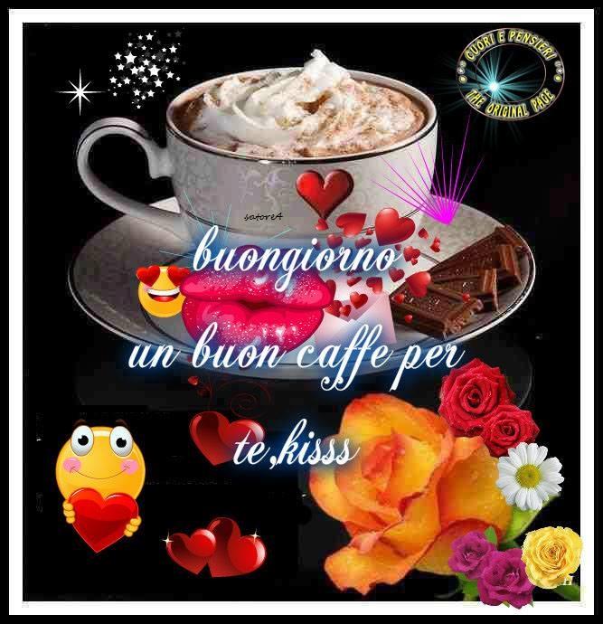 Che la vita continua buongiorno caff gif bellissime for Immagini bellissime buongiorno