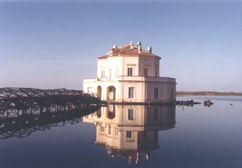 Laghi lagune for Lago lucrino