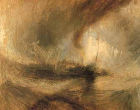 W.Turner - Tempesta