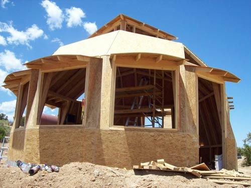 Casa case fai da te modulari e rotanti su a r t e for Case modulari con piani interrati