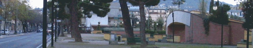 Parco del Millenario a San Giorgio del Sannio (bn) al viale Spinelli
