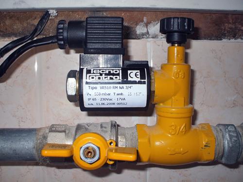 Elettrovalvola gas metano prezzo