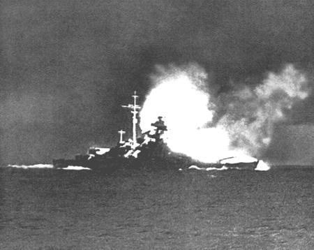 corazzata Bismarck