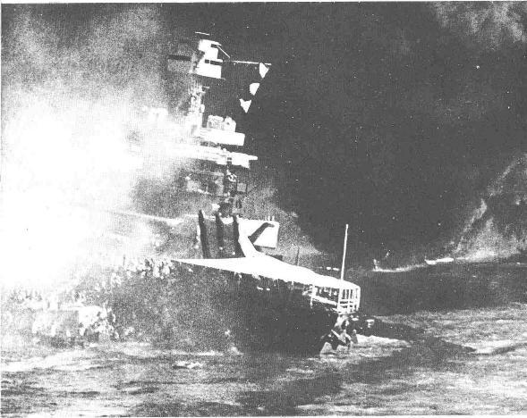 corazzata USS California