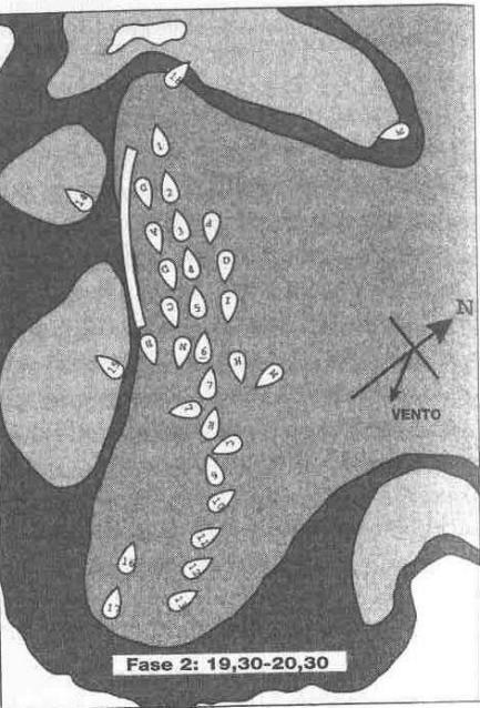 mappa della battaglia di Abukir