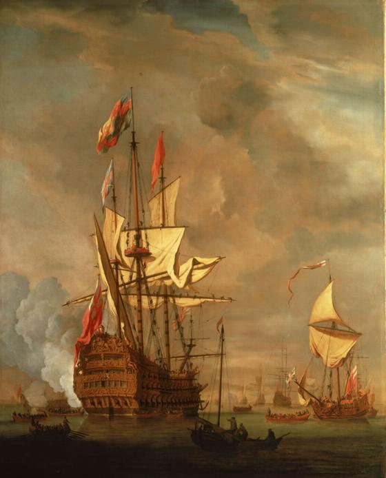 vascello di linea Royal Sovereign