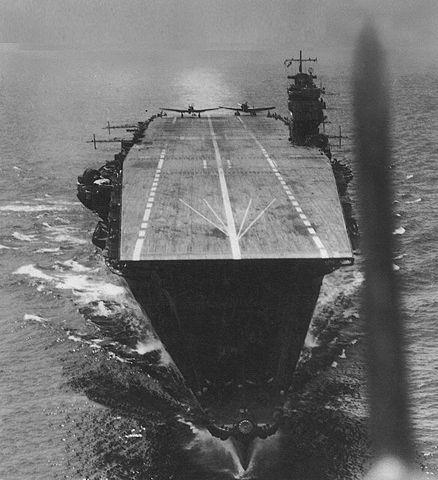 aircraft carrier Akagi