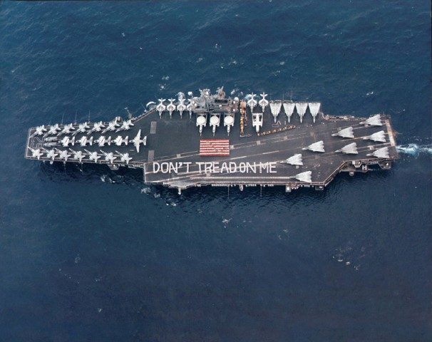 IRCRAFT CARRIER USS INDEPENDENCE (CV62)