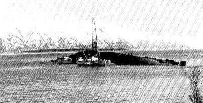 corazzata Tirpitz affondamento, sinking of the battleship Tirpitz