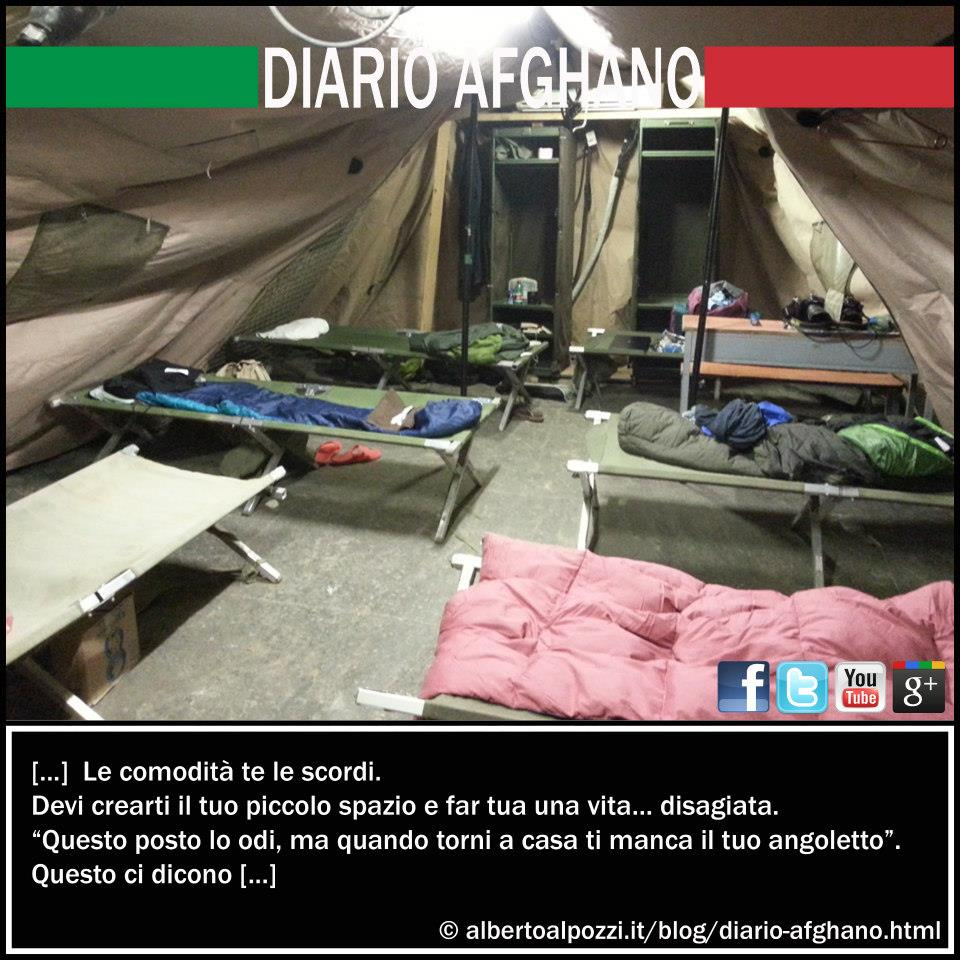 Vita in tenda