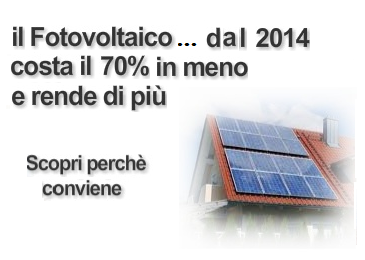chi installa il fotovoltaico