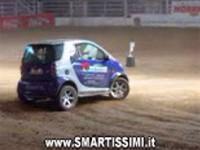 Smart rodeo by SMARTISSIMI. Pilota: Gabriele VIDEO 900 KB