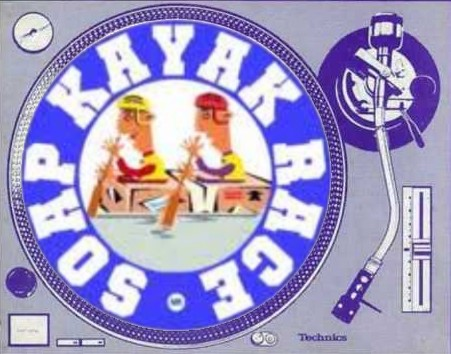 La sigla ufficiale della SOAP KAYAK RACE Skr_disco