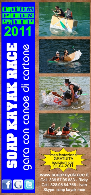 soap kayak race championship 2011